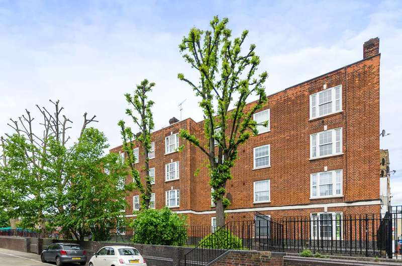 3 Bedrooms Flat for sale in Hargrave Place, Camden, N7