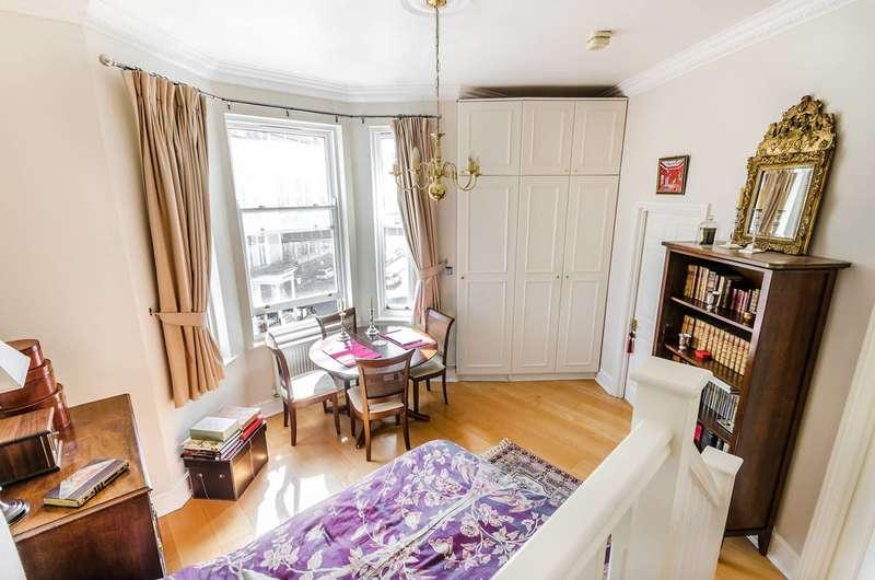 Studio Flat for sale in Knaresborough Place, South Kensington, SW5