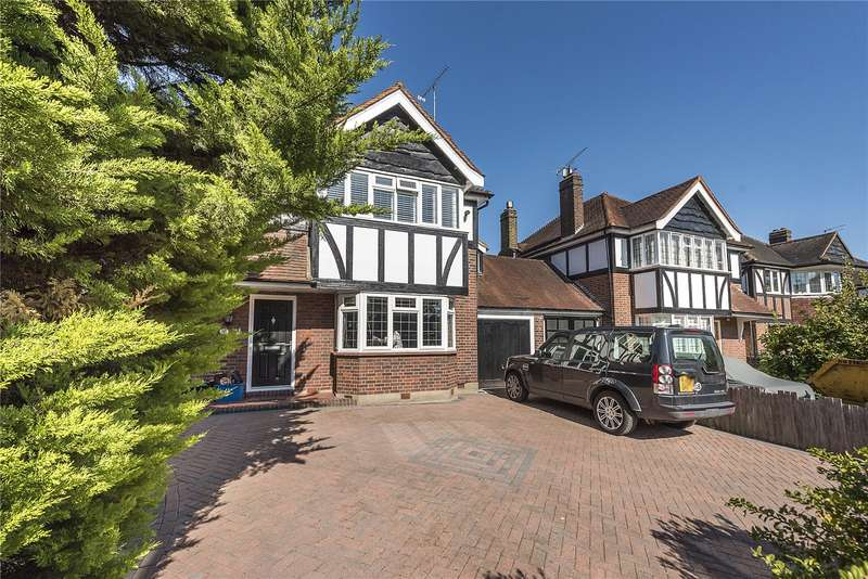 4 Bedrooms Detached House for sale in Petersham Road, Richmond, TW10