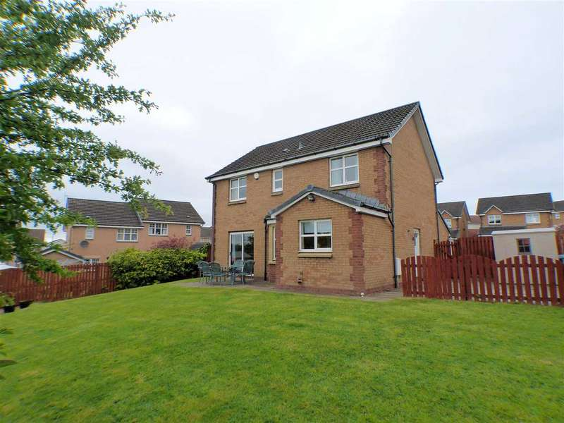 4 Bedrooms Detached House for sale in Claremount View, CARNBROE