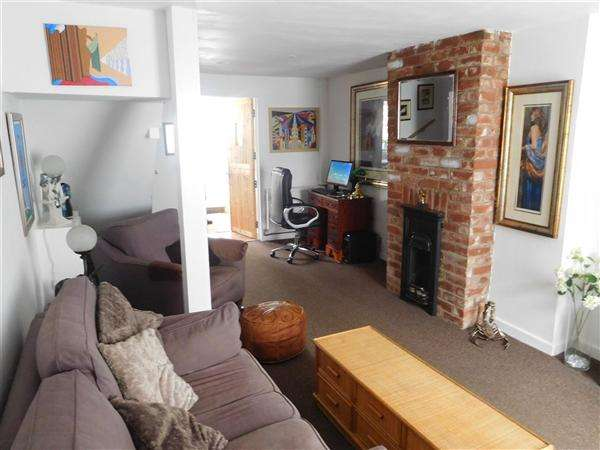 2 Bedrooms End Of Terrace House for sale in High Street, Topsham