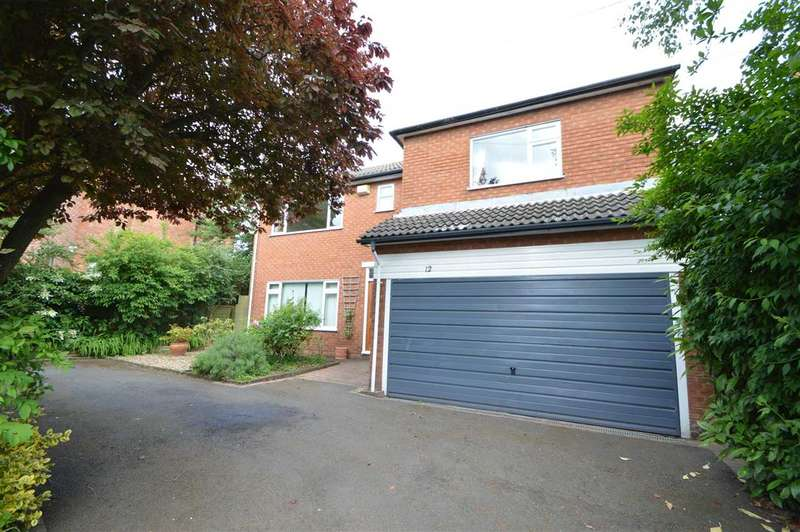 4 Bedrooms Detached House for sale in Highbury Road, Keyworth, Nottingham