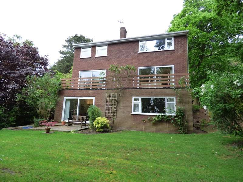 6 Bedrooms Detached House for sale in Alvanley Road, Helsby, Cheshire, WA6