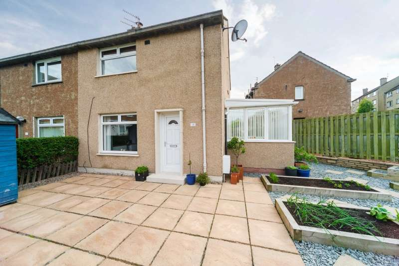 2 Bedrooms Semi Detached House for sale in Pirniefield Bank, Edinburgh, EH6 7QQ