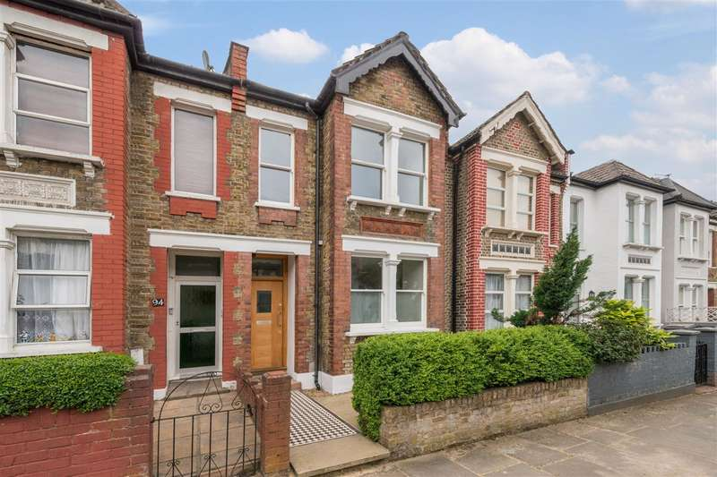 3 Bedrooms Terraced House for sale in Harlesden Gardens, Kensal Rise, London, NW10