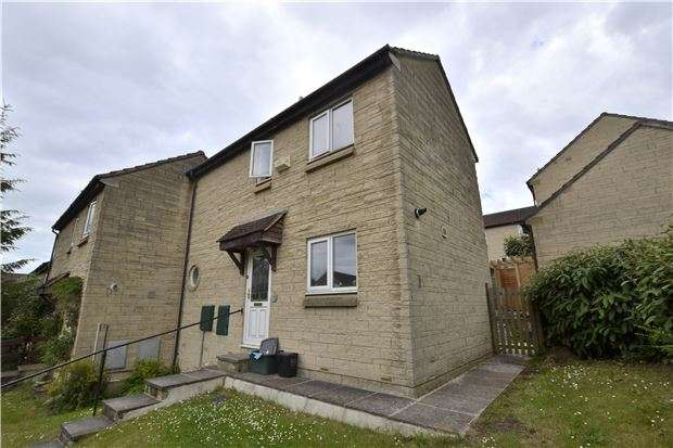 2 Bedrooms End Of Terrace House for sale in Langdon Road, BATH, Somerset, BA2 1LT