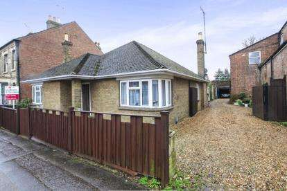 2 Bedrooms Bungalow for sale in High Street, Fletton, Peterborough, Cambridgeshire