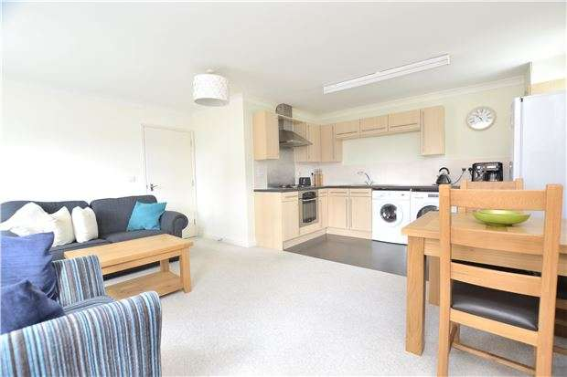 2 Bedrooms Flat for sale in Richmond House, Pillowell Drive, GLOUCESTER, GL1 3LZ
