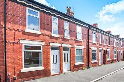 2 Bedrooms Terraced House for sale in Middleham Street, Manchester, Greater Manchester, Uk