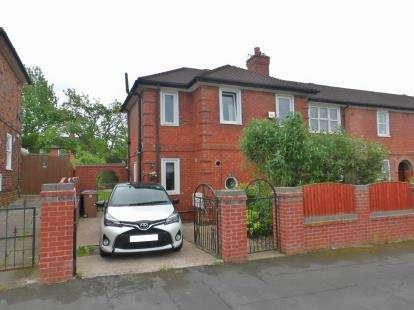 2 Bedrooms Semi Detached House for sale in Holehouse Road, Stoke-On-Trent, Staffordshire, Stoke On Trent