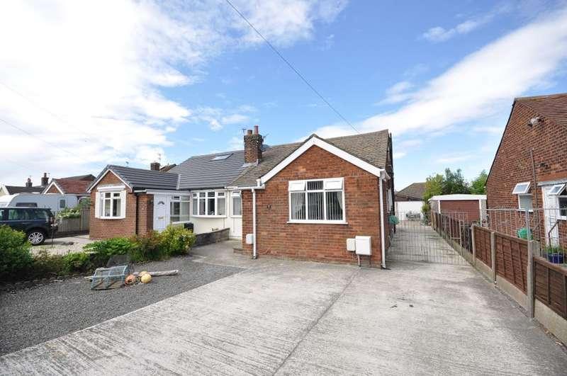 3 Bedrooms Semi Detached Bungalow for sale in Parksway, Knott End on Sea, Poulton le Fylde, Lancashire, FY6 0DA