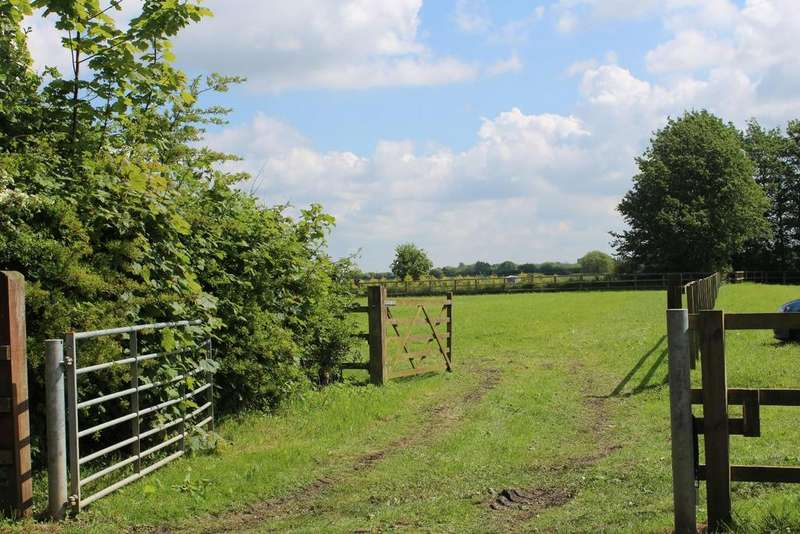 Land Commercial for sale in Stocking Lane, Hillam, Leeds