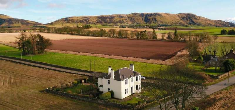 5 Bedrooms Country House Character Property for sale in St Margarets, Mawcarse, Milnathort, Kinross-shire