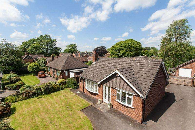 3 Bedrooms Bungalow for sale in Park Road, Nantwich