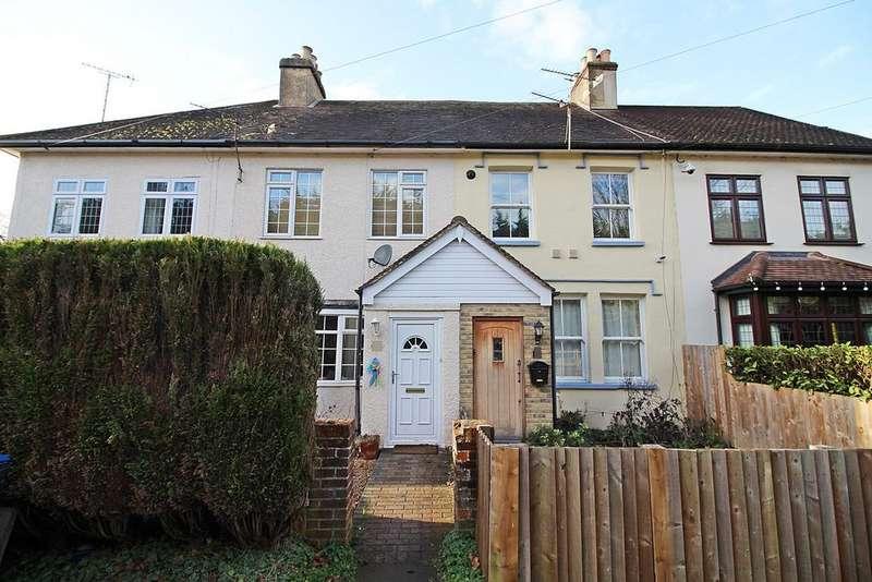 2 Bedrooms Cottage House for sale in Ellenbrook Lane, Hatfield, AL10