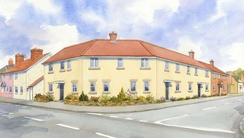3 Bedrooms Property for sale in North Street, Marcham, Abingdon