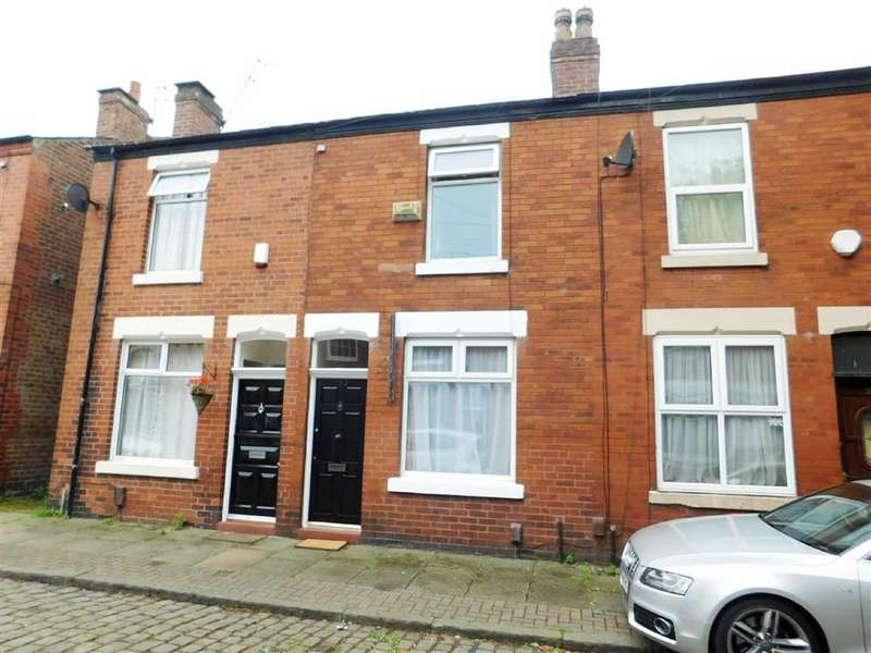 2 Bedrooms Property for sale in Sandown Road, Cheadle Heath, Stockport