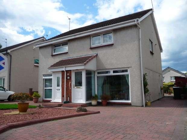 2 Bedrooms Semi Detached House for sale in Brogan Crescent, Motherwell, ML1