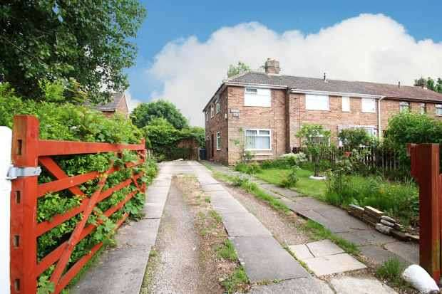 2 Bedrooms Property for sale in Hammerton Place, Blackpool, Lancashire, FY3 7TJ