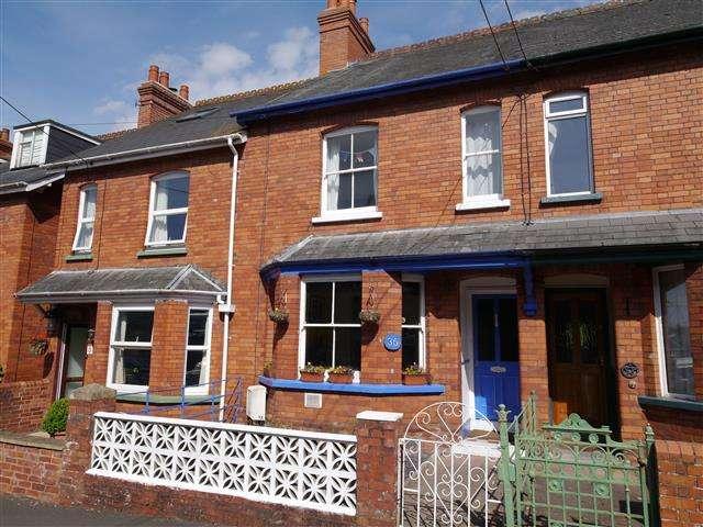 3 Bedrooms Terraced House for sale in Bovet Street, Wellington TA21