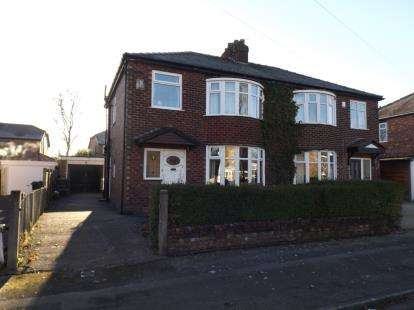 3 Bedrooms Semi Detached House for sale in Meriton Road, Handforth, Wilmslow, Cheshire