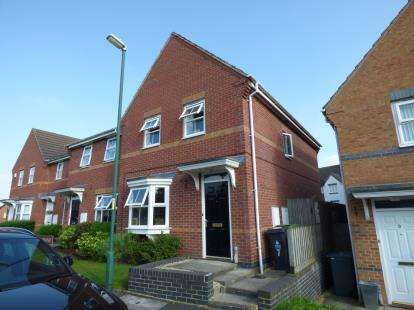 3 Bedrooms Terraced House for sale in Curlew Drive, Brownhills, Walsall, West Midlands