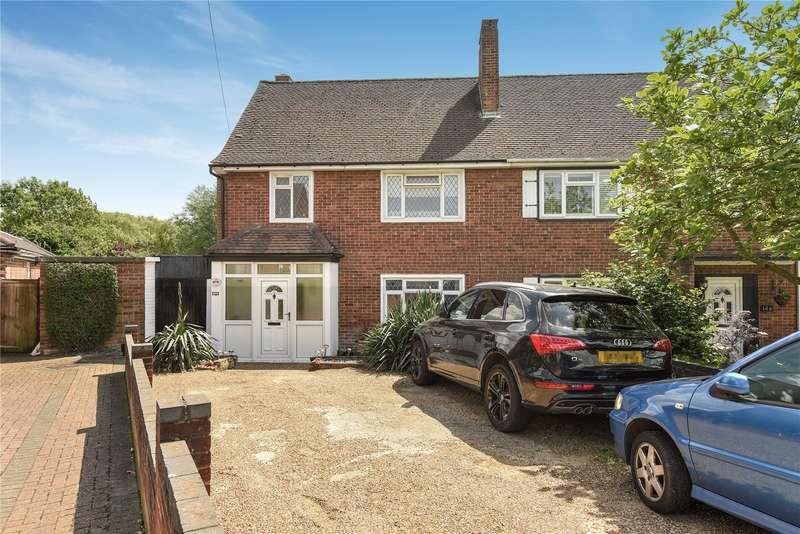 4 Bedrooms Semi Detached House for sale in Pine Gardens, Eastcote, Middlesex, HA4