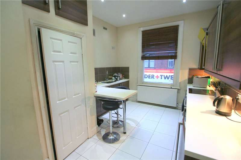 4 Bedrooms Flat for sale in Market Street, Heanor, Derbyshire, DE75
