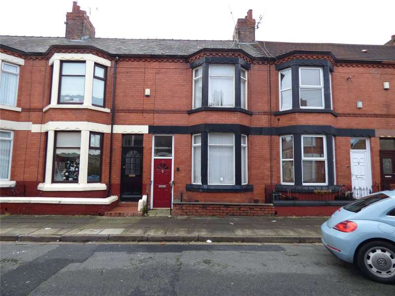 3 Bedrooms Terraced House for sale in Wolverton Street, Liverpool, Merseyside, L6