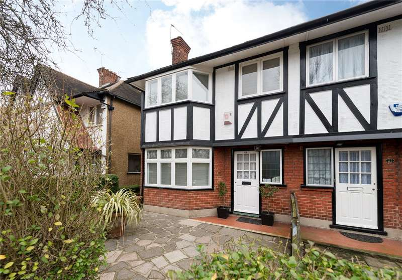4 Bedrooms End Of Terrace House for sale in Tudor Gardens, London, W3