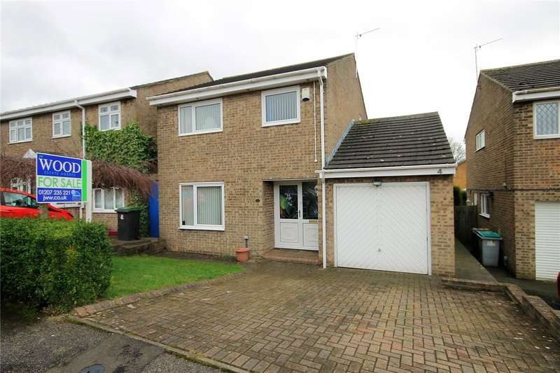 3 Bedrooms Detached House for sale in Fairfield, West Kyo, Stanley, DH9