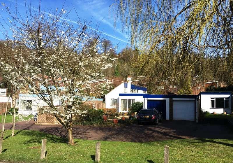3 Bedrooms Detached Bungalow for sale in Valley Mushroom Farm, Ricketts Hill Road, Tatsfield, Westerham, TN16