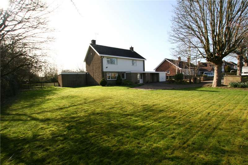 4 Bedrooms Detached House for sale in Hassock Lane North, Shipley, Heanor, Derbyshire, DE75