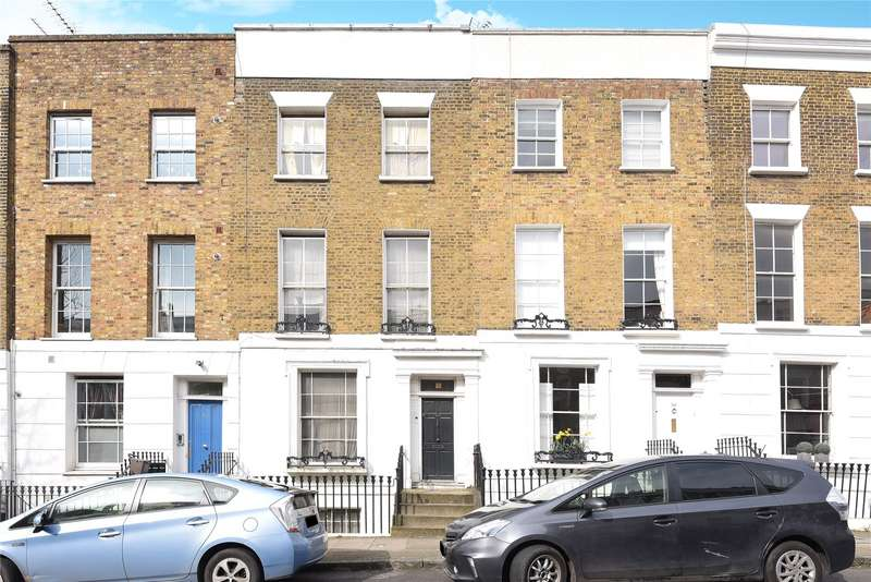 4 Bedrooms House for sale in Huntingdon Street, London, N1