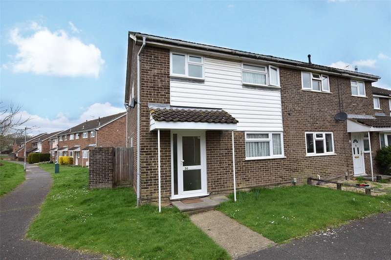 4 Bedrooms End Of Terrace House for sale in St Andrews, Bracknell, Berkshire, RG12