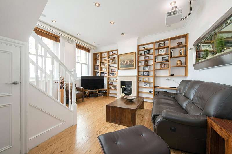 2 Bedrooms Terraced House for sale in Rigault Road, Putney Bridge, Fulham, London, SW6