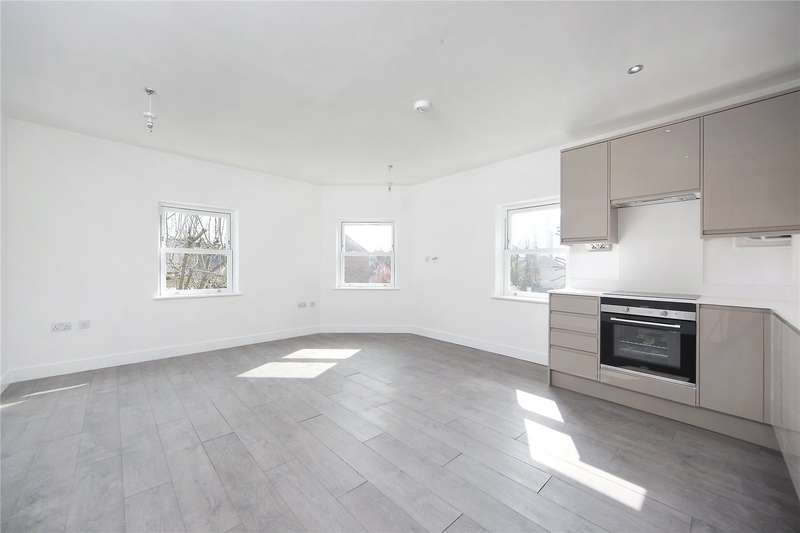 2 Bedrooms Flat for sale in Old York Road, Wandsworth, London, SW18