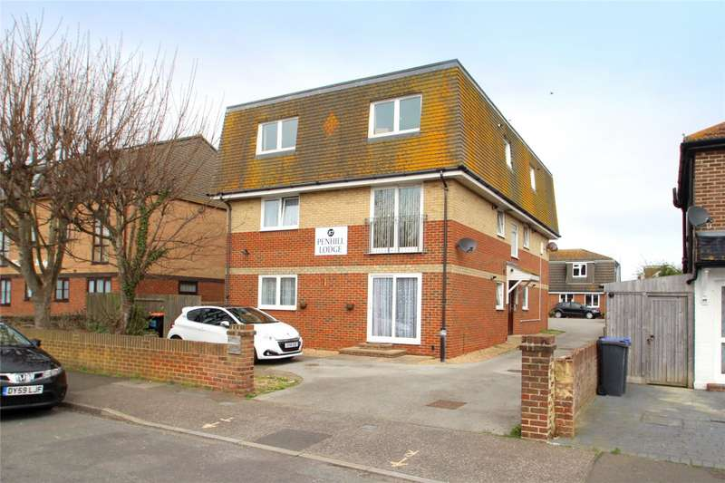 2 Bedrooms Apartment Flat for sale in Penhill Lodge, 87 Penhill Road, Lancing, BN15