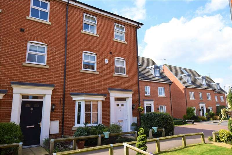 4 Bedrooms End Of Terrace House for sale in Priors Green