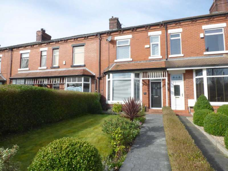 3 Bedrooms Terraced House for sale in Moston Lane East, New Moston, Manchester, M40