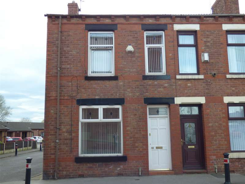 3 Bedrooms End Of Terrace House for sale in Poplar Street, Failsworth, Manchester, M35