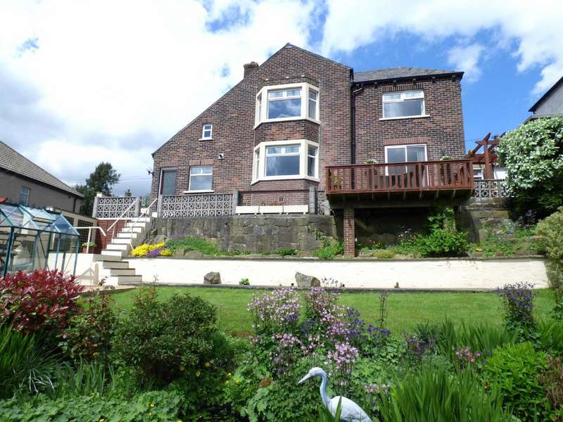4 Bedrooms Detached House for sale in Water Hill Lane, Friendly, Sowerby Bridge, West Yorkshire, HX6