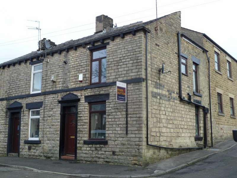 2 Bedrooms End Of Terrace House for sale in Atherton Street, Springhead, Saddleworth, OL4