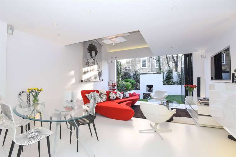 4 Bedrooms House for sale in Liverpool Road, London, N1