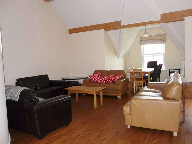 3 Bedrooms Apartment Flat for rent in The Gallery, Hope Drive, NOTTINGHAM