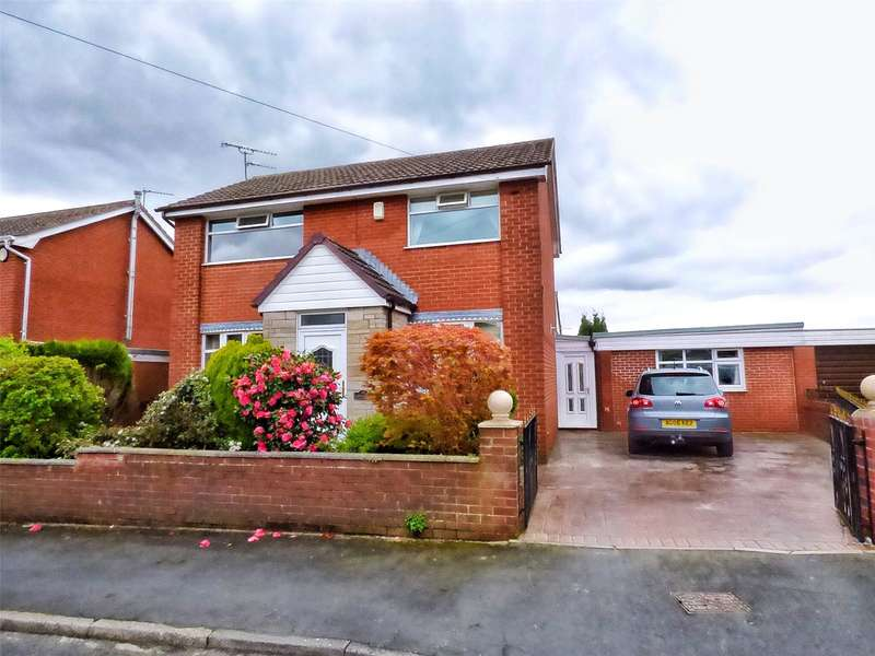 4 Bedrooms Detached House for sale in Longdale Close, Royton, Oldham, OL2