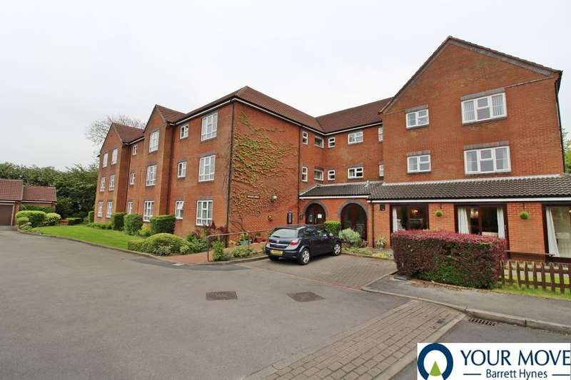 1 Bedroom Flat for sale in The Spinney, Leeds, LS17