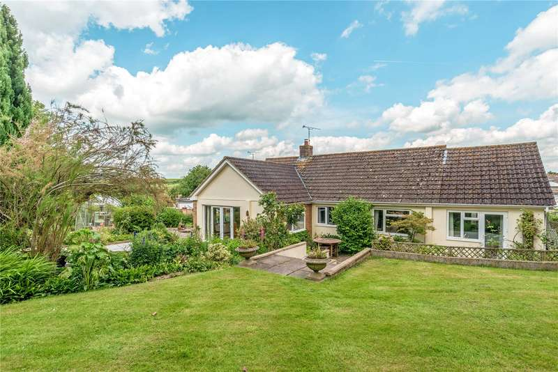 4 Bedrooms Detached Bungalow for sale in Sunnyhill, Collingbourne Ducis, Marlborough, Wiltshire, SN8