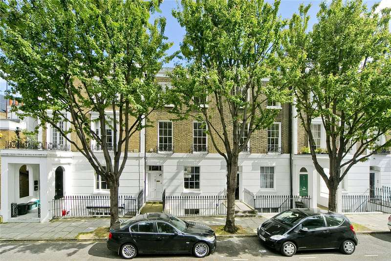 4 Bedrooms Terraced House for sale in Devonia Road, Islington, N1