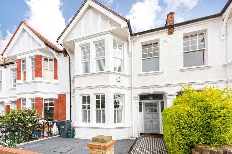 5 Bedrooms Terraced House for sale in Alwyn Avenue, London, W4